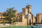 Италия: замок Сирмионе