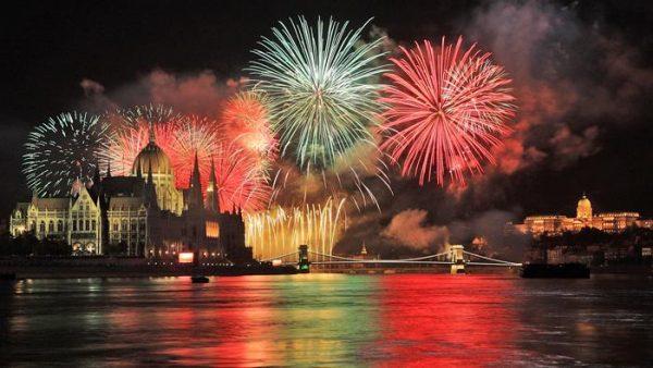 Новогодняя Венгрия