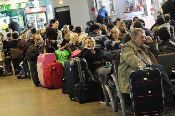 задержали российского туриста