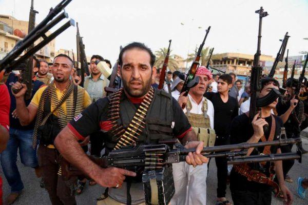 давить исламистов