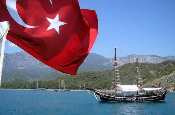 Территориальное деление Турции