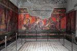 Вилла Мистерий в Помпеях закрылась на реставрацию