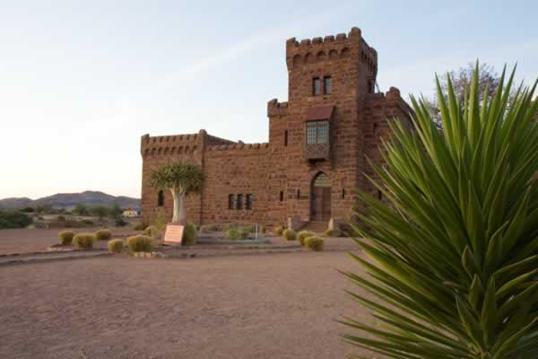 Замок Дувизиб