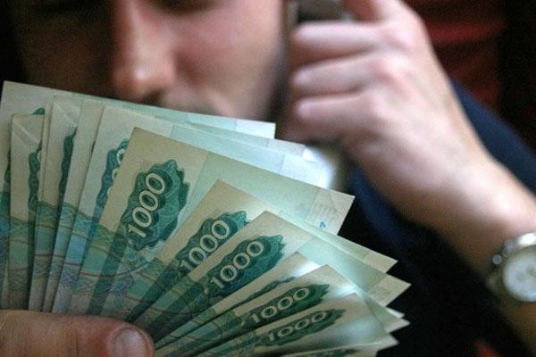 принимать российские рубли
