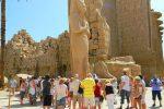 Египет отменил визовый сбор для российских туристов до конца апреля