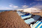 Пляжи Сиде в Турции