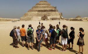 Турпоток в Египет