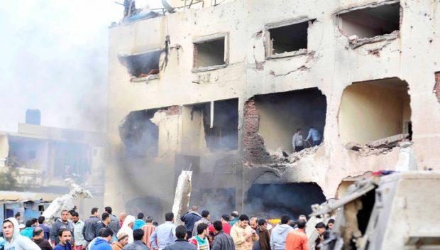 теракты в Египте