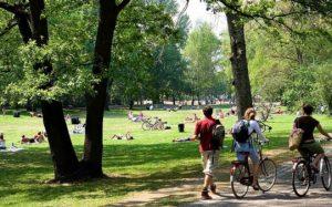 парк для нудистов
