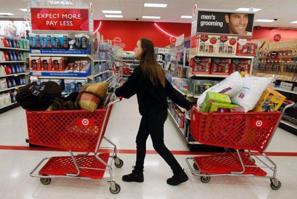 шопинг в США