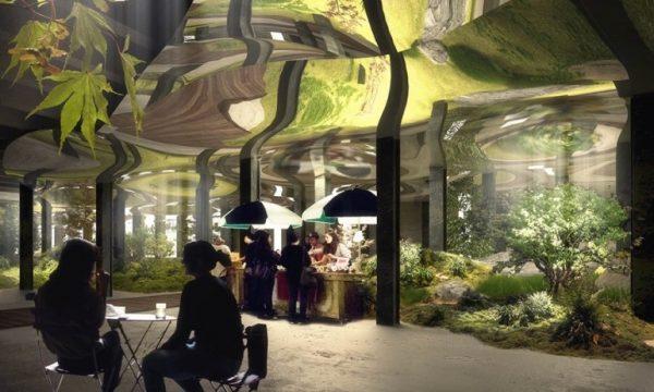 подземный парк