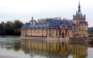 Замки Шантии
