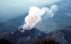 шесть новых вулканов
