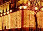 Характеристики световых занавесов