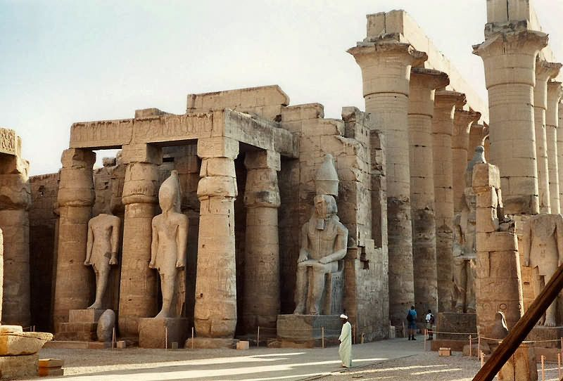 Древнее царство в Египте