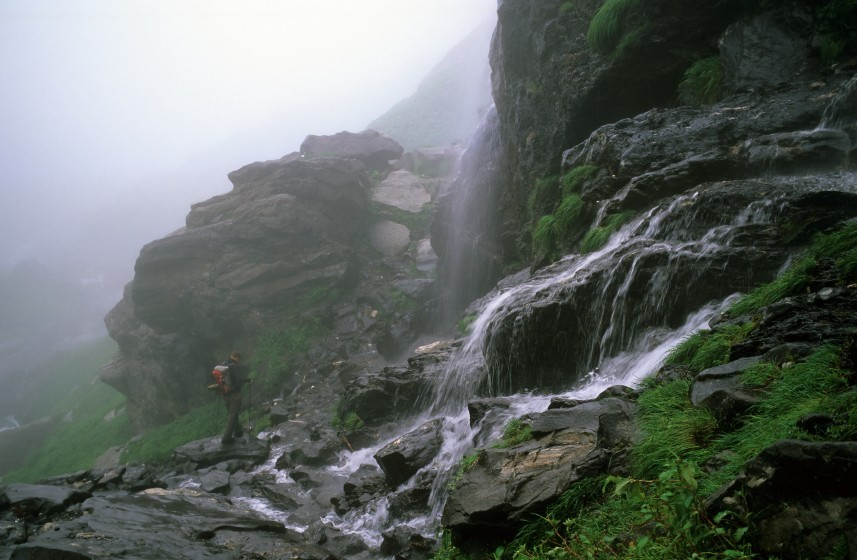 горные маршруты Индии