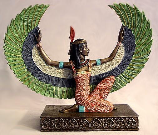 Богиня Маат