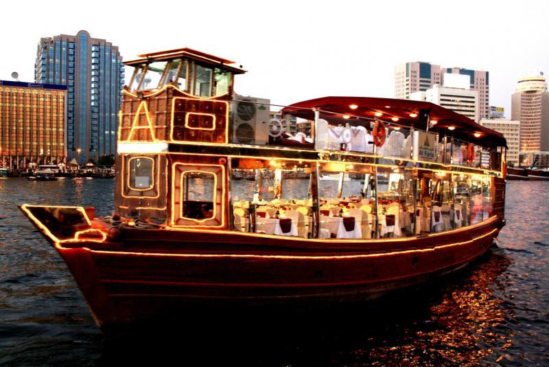 Круиз на лодке Дау
