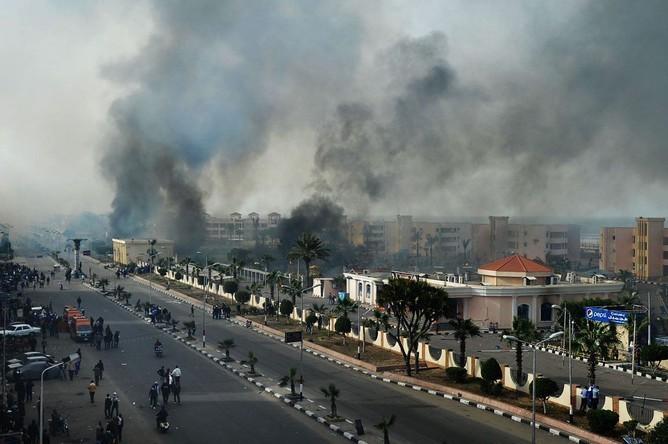 обстановка в Египте