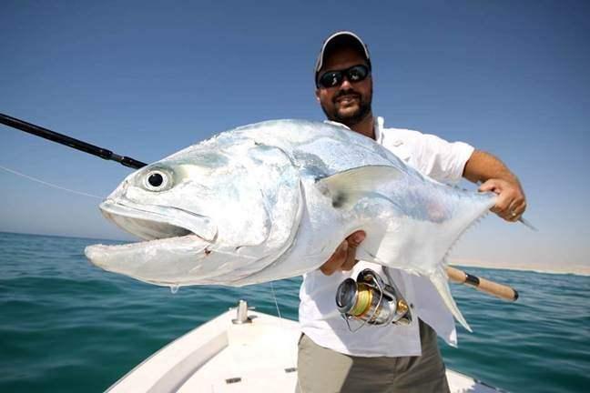 Глубоководная рыбалка