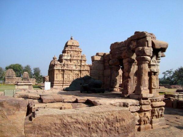 Памятники Паттадакала