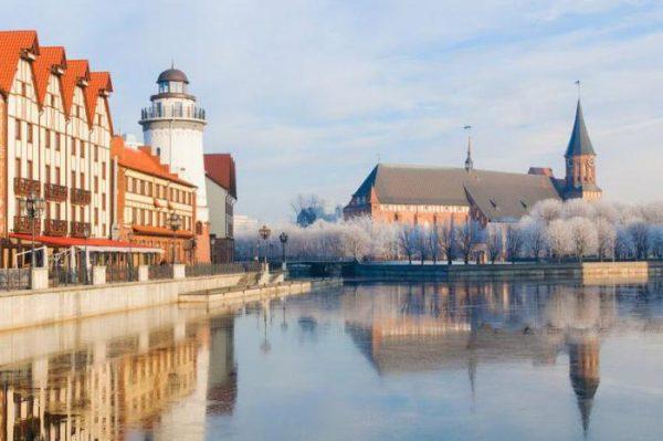 туры по Калининградской области