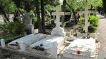 Достопримечательности Франции –  Кладбище Сент-Женевьев-де-Буа