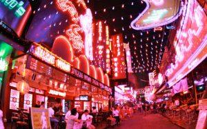 Клубы Бангкока