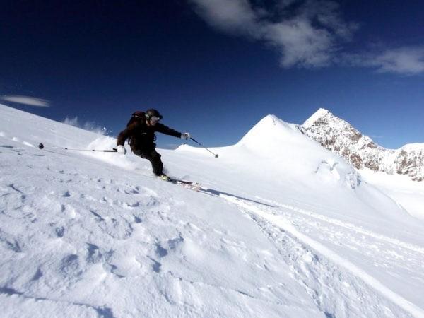 горнолыжный курорт Монта Роза