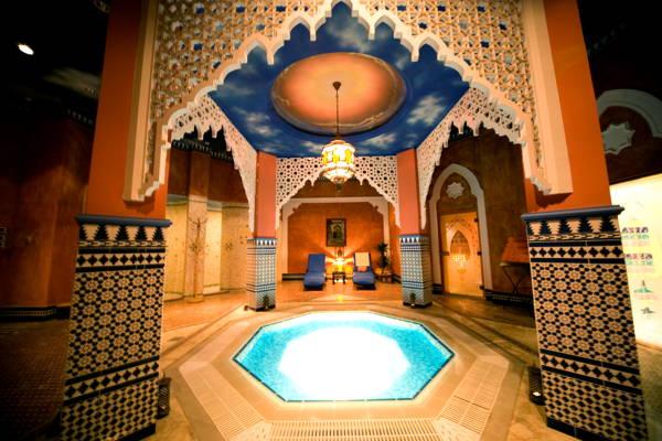 Марокканские бани