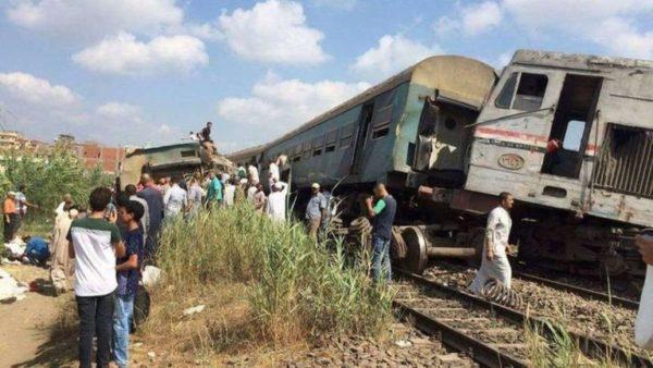 В столкнувшихся поездах не было российских граждан