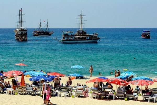 сезоны в Турции