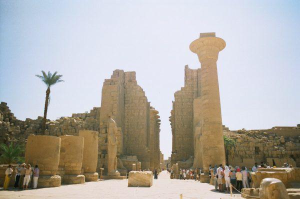 Храм Амона-Ра