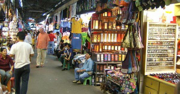 шоппинг в Паттайе