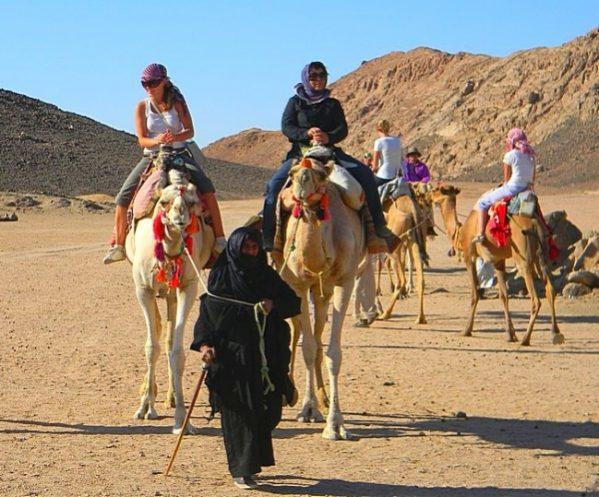 обман туристов в Египте