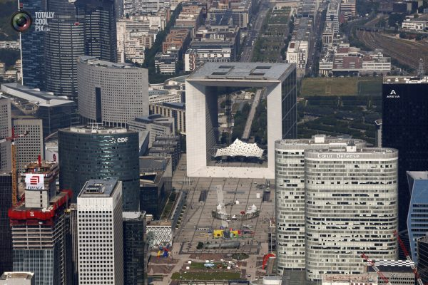 Большая арка Дефанс