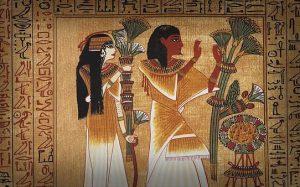 книги древнего Египта