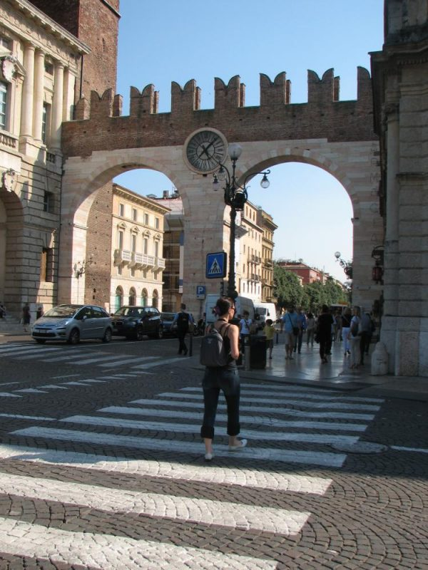 экскурсия по Вероне
