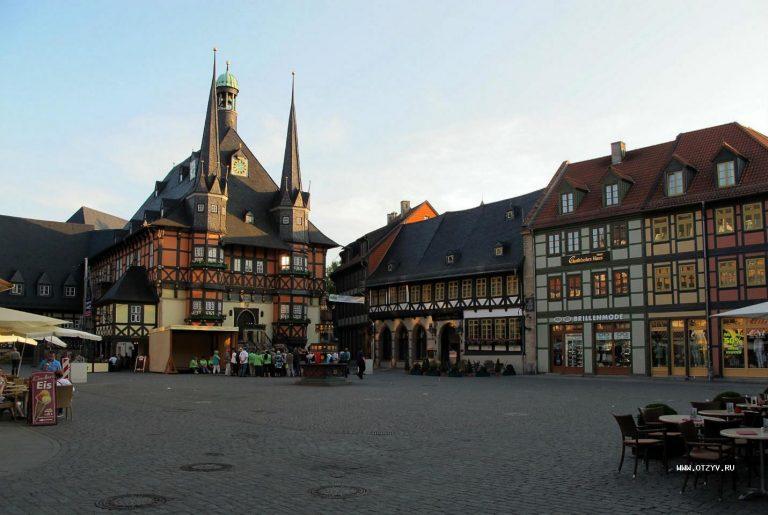 Здание Провинциальной Ложи Нижней Саксонии