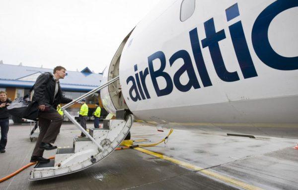 АirBaltic распродает авиабилеты