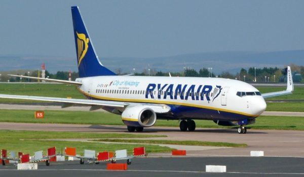 международный рейс из Киева