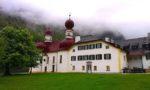 Достопримечательности Германии — Церковь святого Варфоломея (Кёнигсзее)