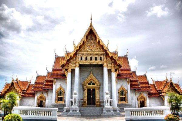 храмы бангкока