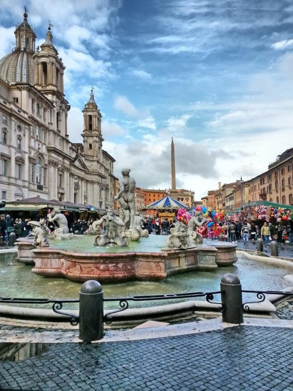 площади Рима
