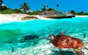 пляжи Карибского побережья