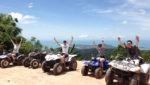 Экскурсии в Таиланде — Прогулка на квадроциклах
