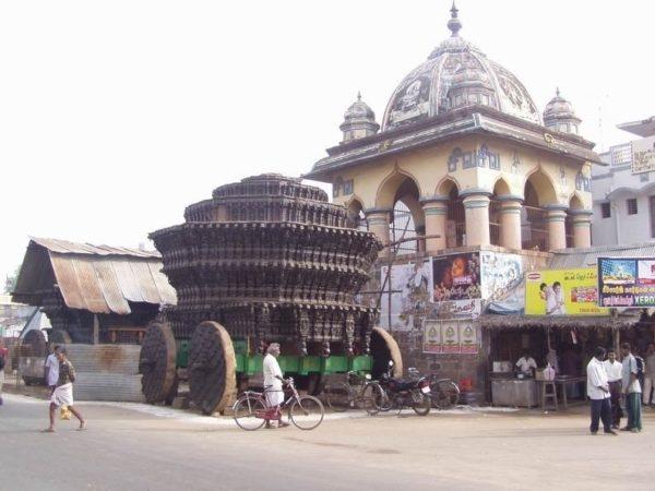 тур по Южной Индии
