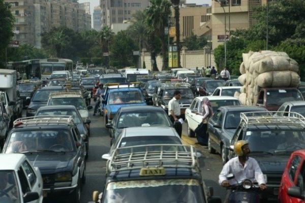 В Египте взять машину напрокат
