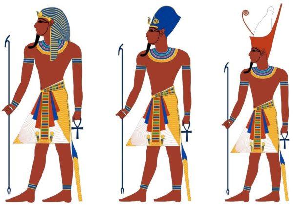 фараоны Египта