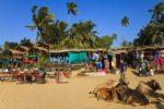 Пляжный отдых на Гоа